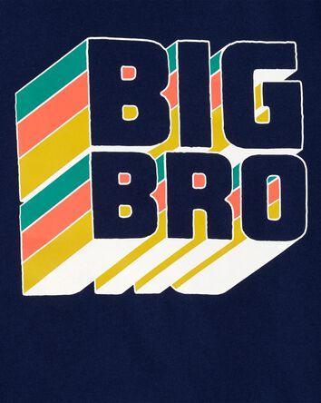 T-shirt en jersey Big Bro