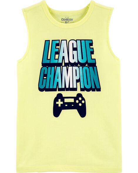 Video Game Muscle Tank