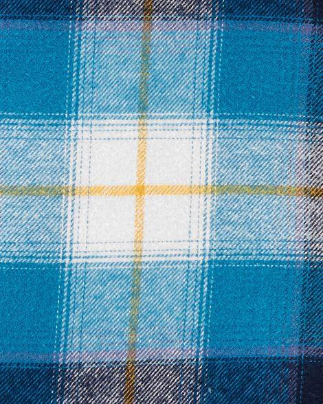 Chemise en flanelle à motif écossais