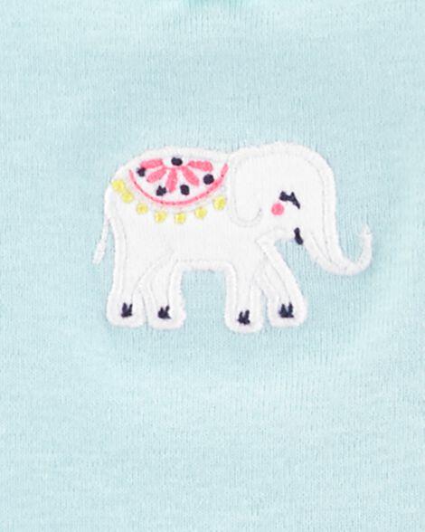 Emballage de 5 cache-couches originaux à éléphants