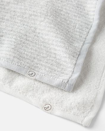 2-Pack Organic Cotton Towels