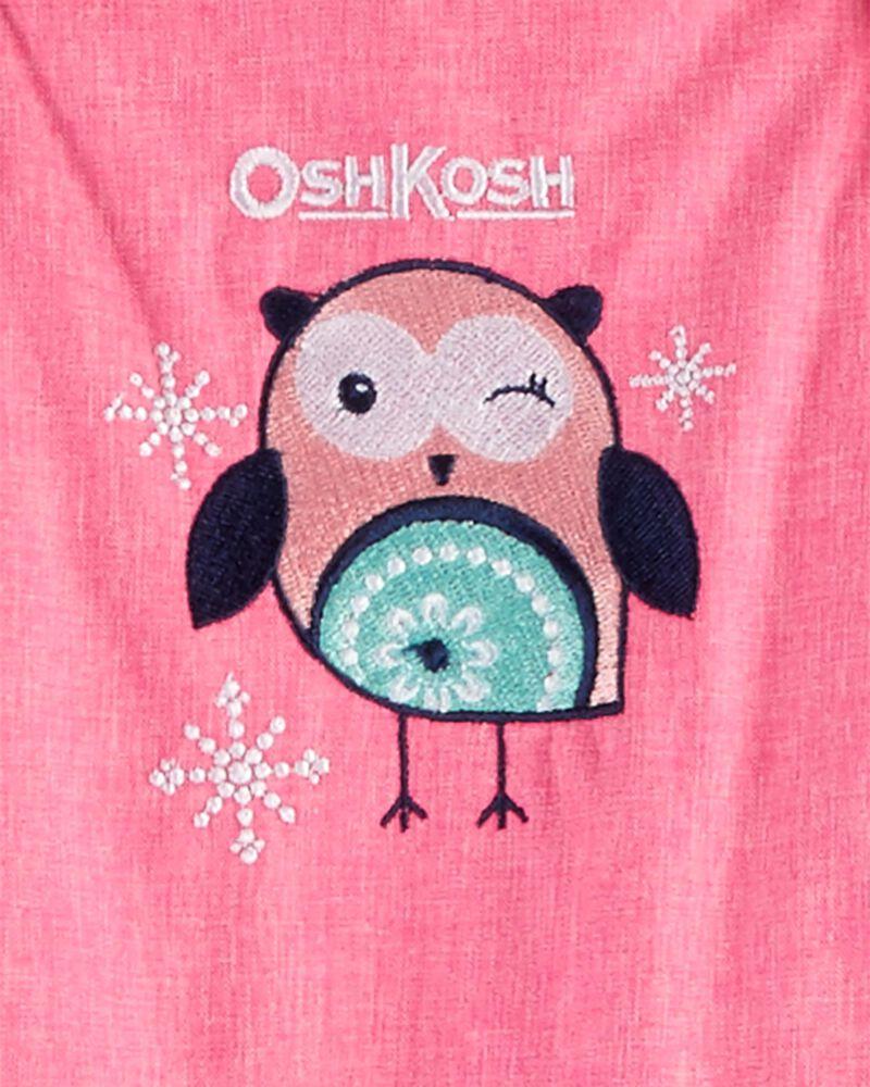 1-Piece Fleece-Lined Infant Snowsuit, , hi-res