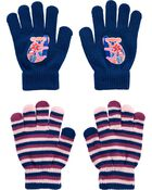 Kombi 2-Pack Koala Gripper Gloves, , hi-res