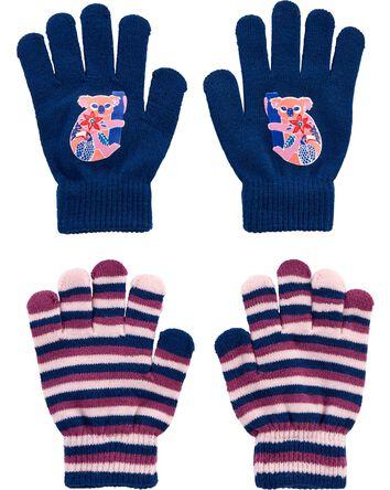 Emballage de 2 paires de gants koal...