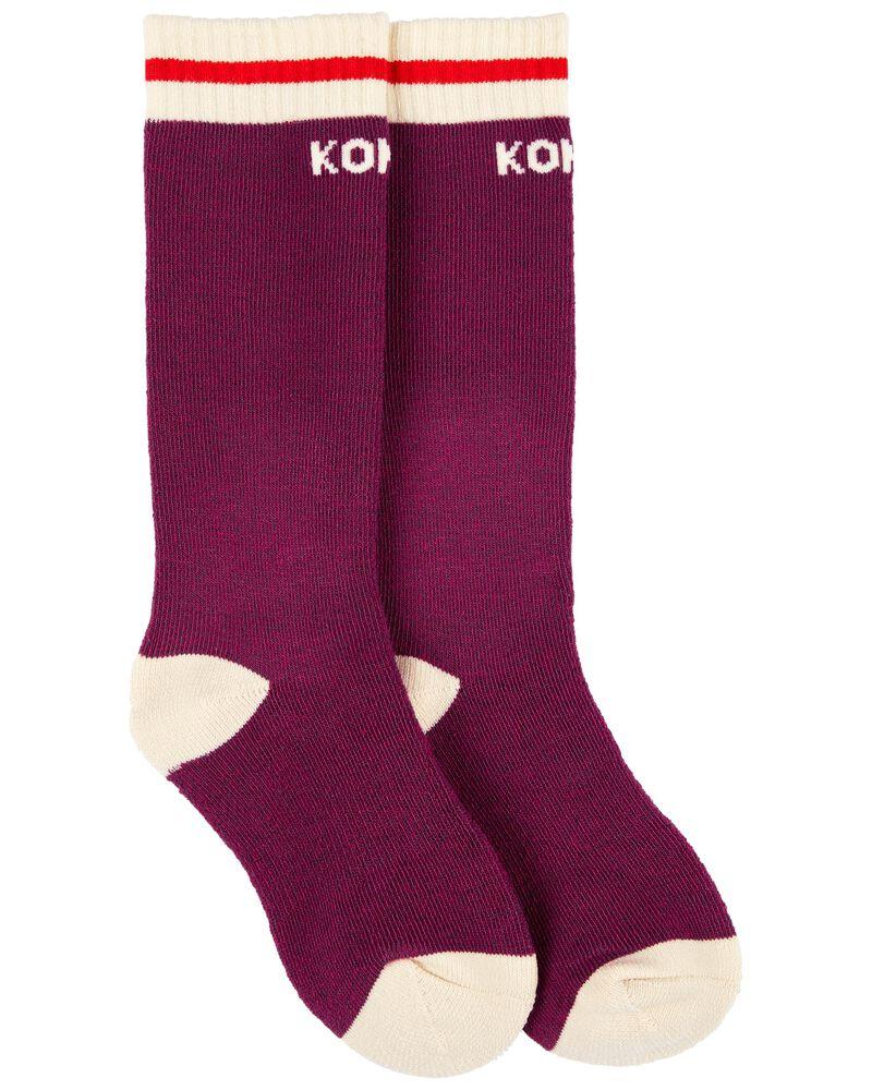 Chaussettes motif camping Kombi, , hi-res