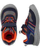 Bump Toe Athletic Sneakers, , hi-res