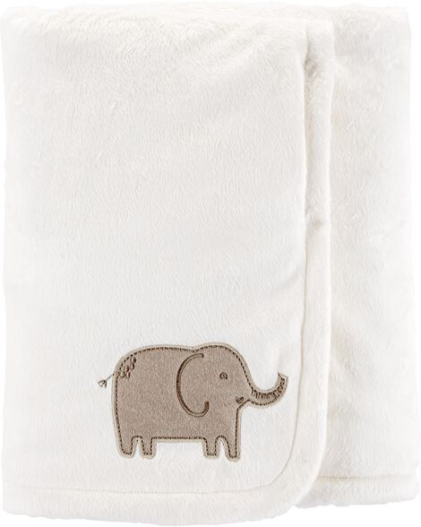Elephant Plush Blanket