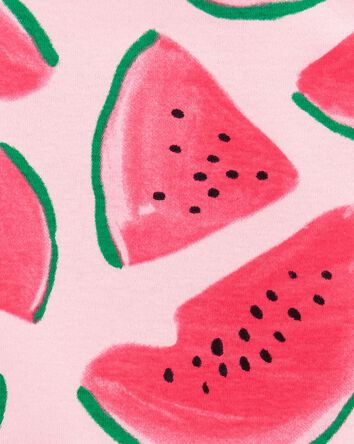 2-Piece Watermelon Bodysuit & Short...