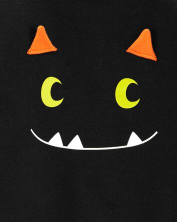 Ensemble d'Halloween 2pièces cache...