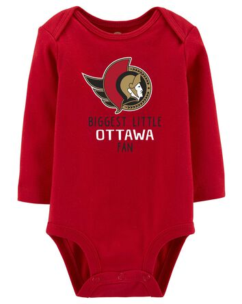 NHL Ottawa Senators Bodysuit