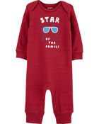Star Of The Family Jumpsuit, , hi-res