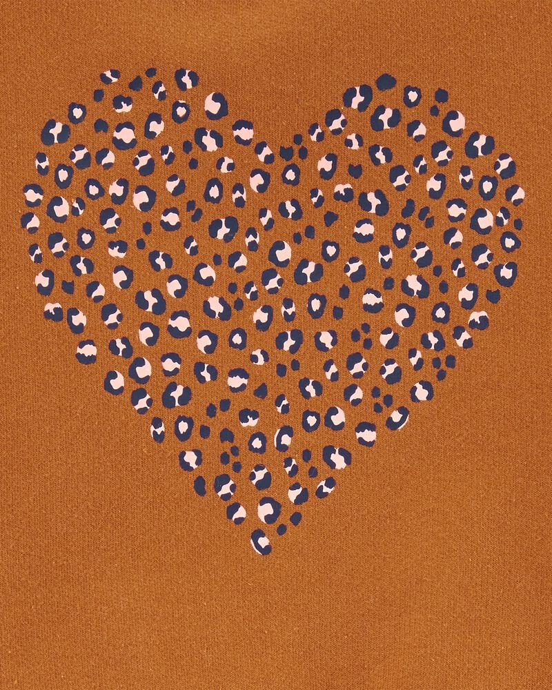 Chandail à cœur léopard, , hi-res