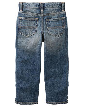 Classic Jeans - Tumbled Medium