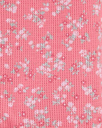 1-Piece Floral 100% Snug Fit Cotton...