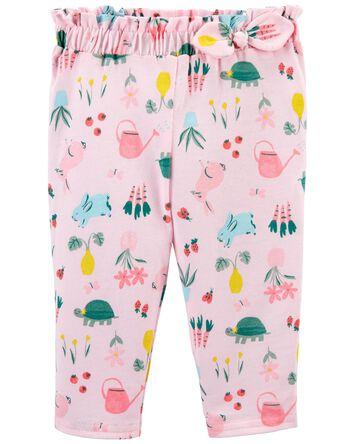 2-Piece Bunny Bodysuit Pant Set
