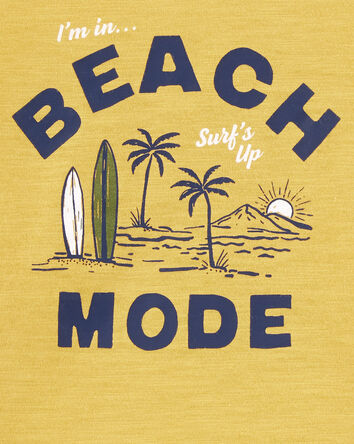 3-Piece Beach Mode Little Short Set