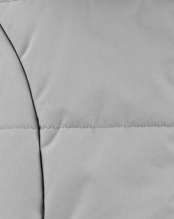 Fleece-Lined Heavyweight Parka