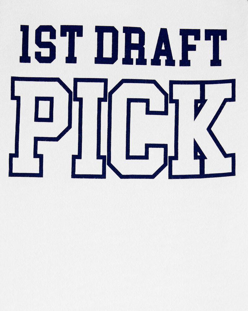 1st Draft Pick Jersey Tee, , hi-res