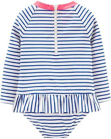 Je T'aime UV Swim Shirt Bodysuit