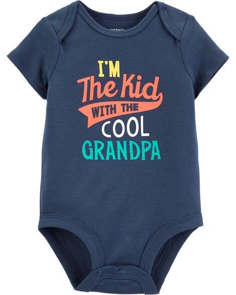 Cache-couche à slogan à collectionner Cool Grandpa
