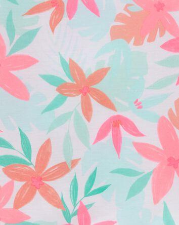 3-Piece Floral Loose Fit PJs
