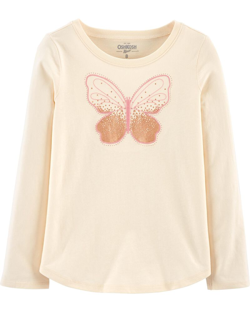 Butterfly Tee, , hi-res