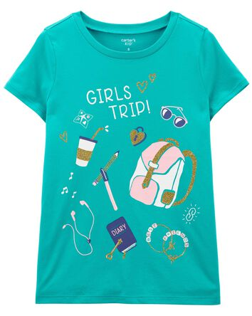 Girl Trip Jersey Tee