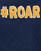 #Roar Snow Yarn Tee, , hi-res