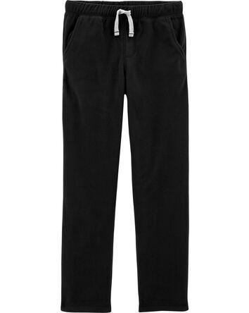Pull-On Fleece Sweatpants