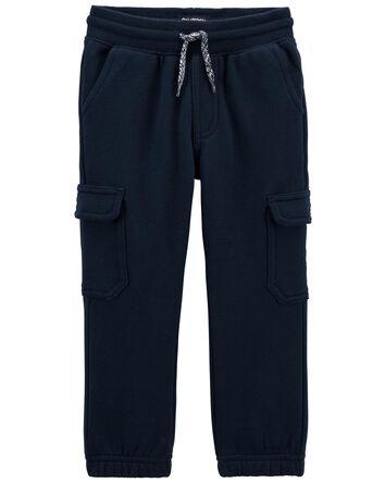 Pantalon de jogging en molleton cam...
