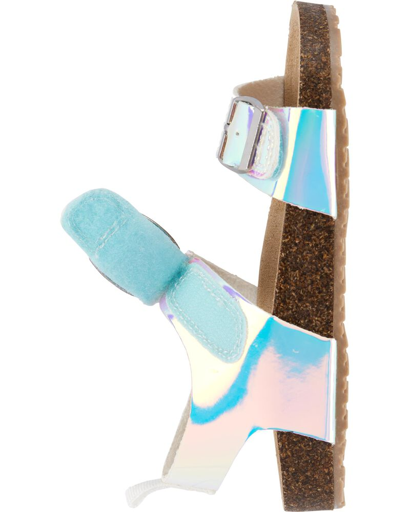 Rainbow Cork Sandals, , hi-res