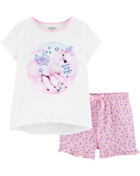 Pyjama à licorne