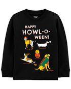 T-shirt en jersey Halloween, , hi-res