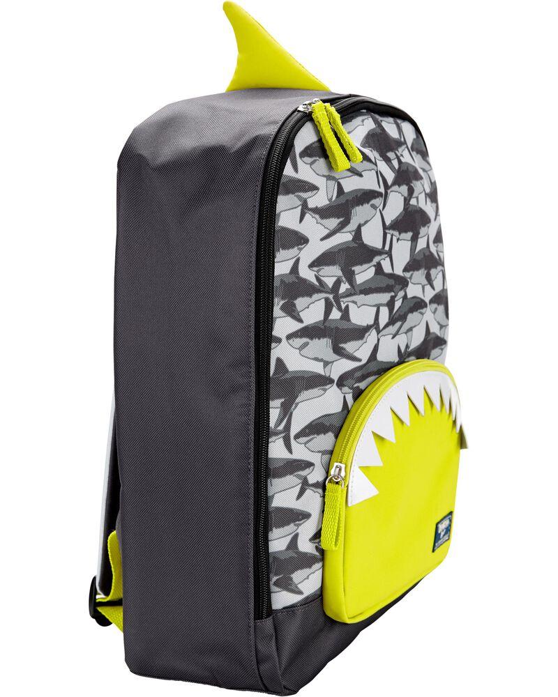 Shark Teeth Backpack, , hi-res