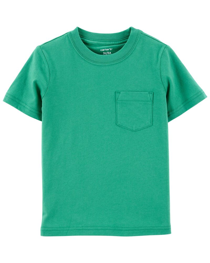 Pocket Jersey Tee, , hi-res