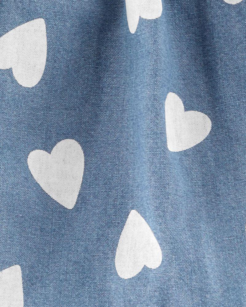 3-Piece Heart Little Short Set, , hi-res