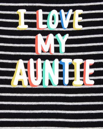 I Love My Auntie Bodysuit