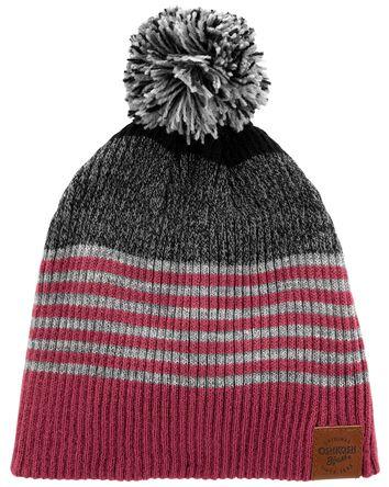 Pom Pom Hat