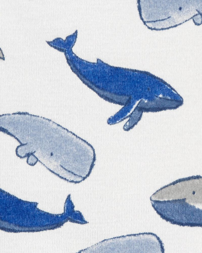 2-Piece Whale Bodysuit Pant Set, , hi-res