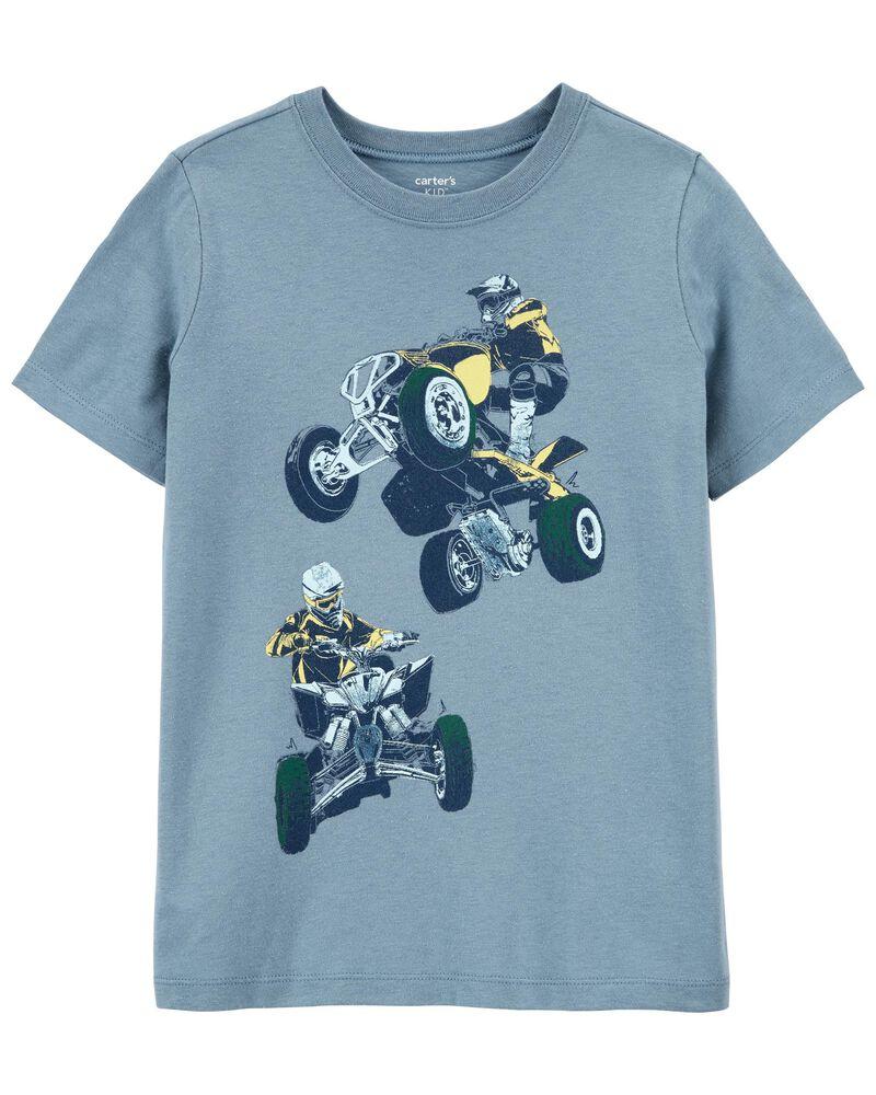 T-shirt en jersey Offroad, , hi-res