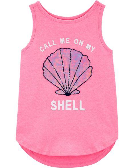 Seashell Summer Tank