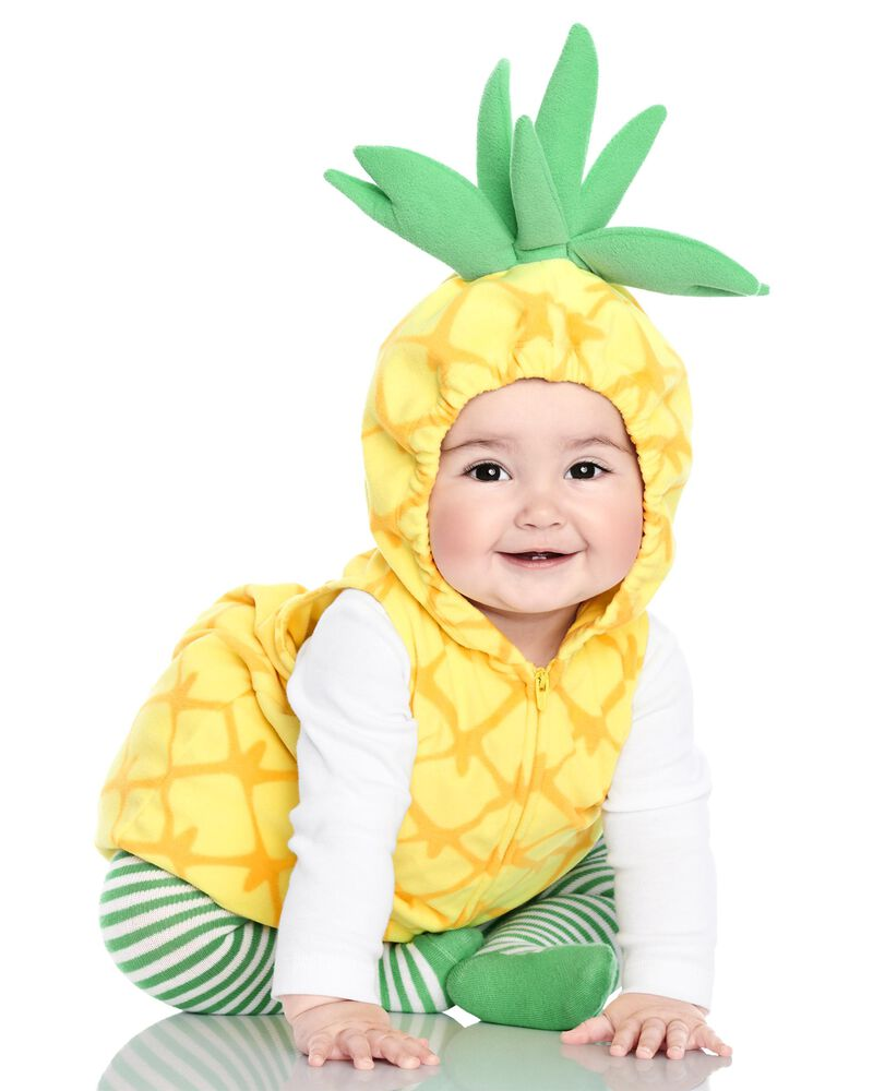 Little Pineapple Halloween Costume, , hi-res