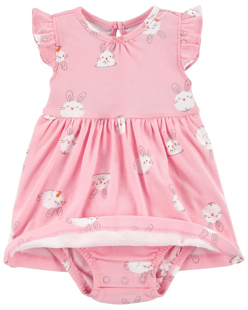 2-Piece Easter Dress & Cardigan Set, , hi-res