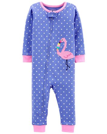 1-Piece Flamingo 100% Snug Fit Cott...