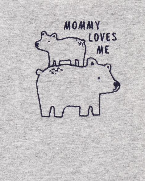 3-Piece Polar Bear Little Character Set