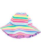 Reversible Unicorn Bucket Hat, , hi-res