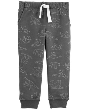 Dinosaur French Terry Joggers