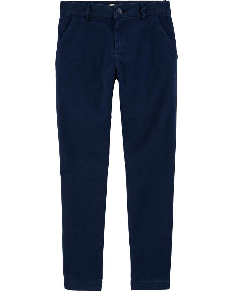 Pantalon d'uniforme extensible, , hi-res