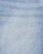 Denim Shortalls in Bright Wash, , hi-res