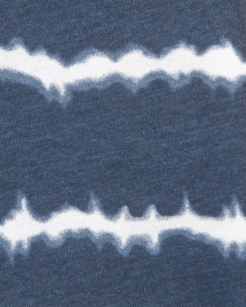 3-Piece Tie-Dye Little Short Set, , hi-res